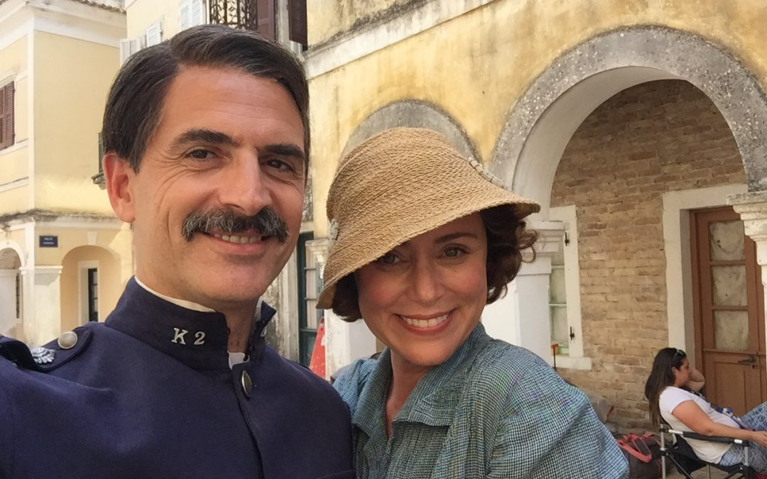 Meet the cast of The Durrells series four