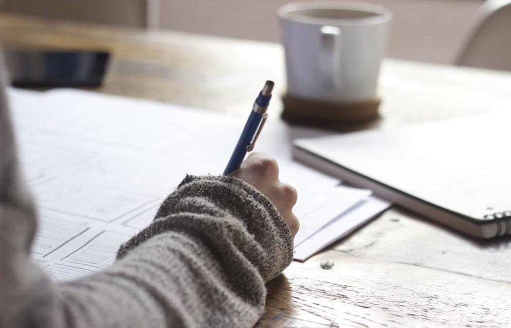Όταν η σκέψη συναντάει το χαρτί… (ή την οθόνη του υπολογιστή σας)