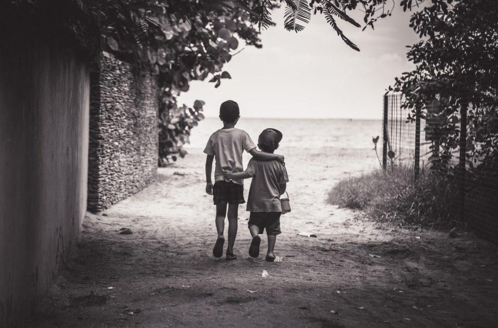 Δεν μπορείς να είσαι καλός φίλος αν δεν είσαι γενναιόδωρος…