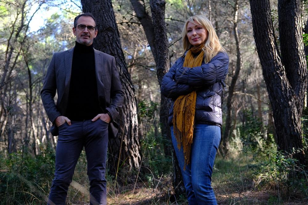 Κώστας Κρομμύδας: Μετά τους ρόλους και τη λογοτεχνία, πρωταγωνιστεί στα κορτς