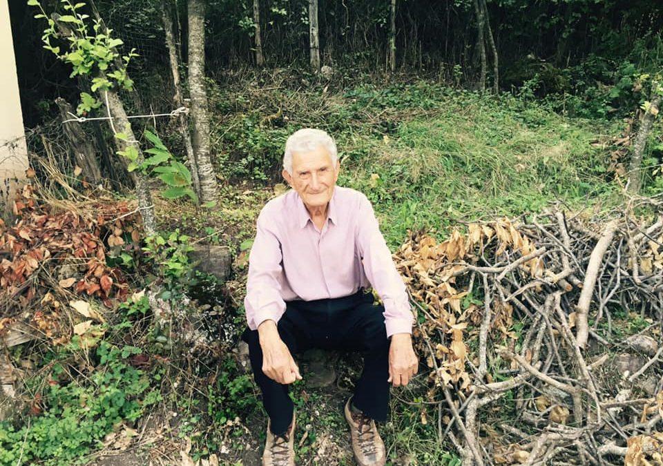 Πένθος για τον Κώστα Κρομμύδα: Έφυγε από τη ζωή ο πατέρας του, νικημένος από τον κορονοϊό
